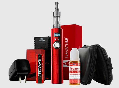 Volcano E-cigarettes Lavatube Kit