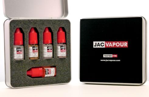 JAC Vapour E-Juice