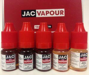 JAC Vapour E-Liquid Tester