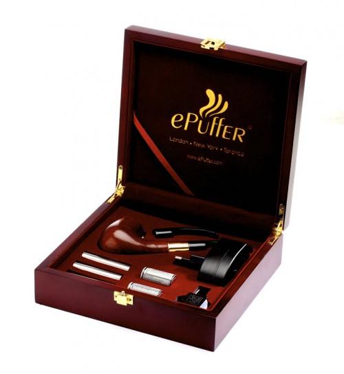 ePuffer e-pipe