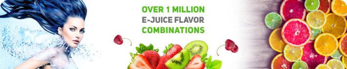 Mig Vapour E-juice Combinations